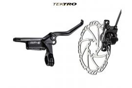 TEKTRO Kot. brzda TK-Draco 2 hydr. přední  (černá)