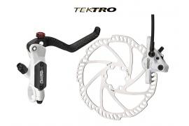 TEKTRO Kot. brzda TK-Orion hydr. přední (bílá)