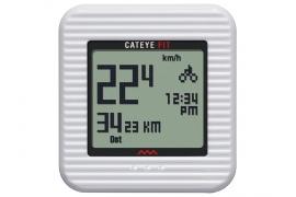 CATEYE Cyklopočítač CAT Fit Wireless (PD100W)  (bílá)