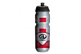 AUTHOR Láhev AB-Tcx-Shield 0,85l (4 stříbrná/červená)
