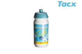 TACX Láhev TACX Pro Teams - Astana 0,5l (bílá/ modrá)
