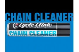 AUTHOR Čistič Cycle Clinic Chain Cleaner 400 ml (černá)