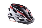 Přilba Bontrager Quantum Red - White - Black