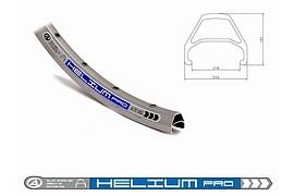 Ráfek ACO Helium Pro 559x18/32 Str