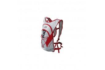 Batoh Force Bery 12 l, šedo-červený