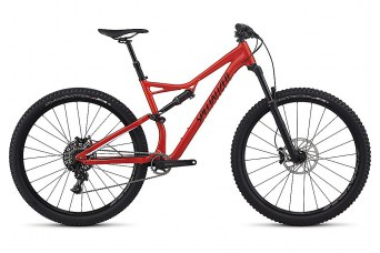 Specialized Stumpjumper FSR Comp 29 2017
