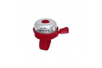 Zvone Force Klasik Fe/pl. 22,2mm, červený