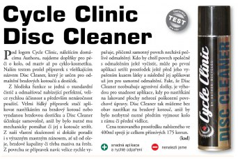 Author Cycle Clinic Disc Cleaner 400 ml - Náhled obrázku author-cycle-clinic-disc-cleaner-400-ml(1132x733)-e32fc1.jpg