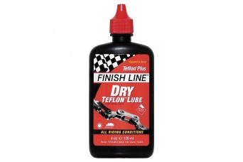 FINISH LINE DRY BIKE LUBRICANT 120 ml
